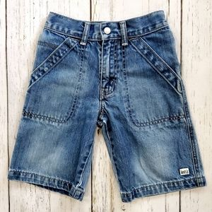 🌞5/$25 Levi Red Tab Boys Jean Shorts Pocket
